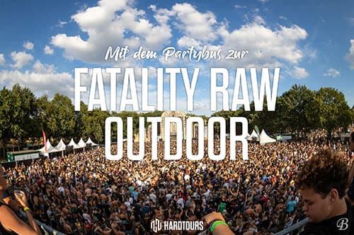 Fatality - The Raw Outdoor Festival - Bustour