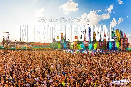 Intents Festival - Bustour