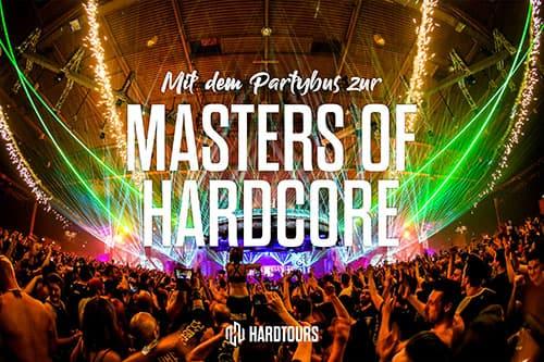 Masters of Hardcore - Bustour