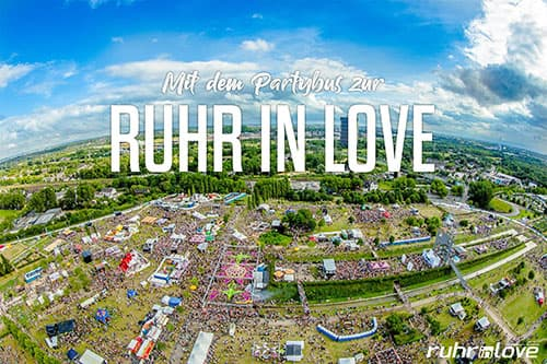 Ruhr in Love - Bustour