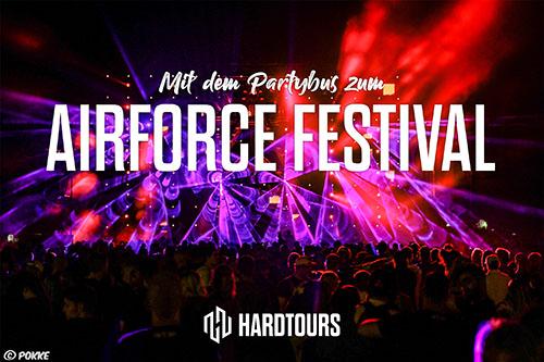 Airforce Festival - Bustour