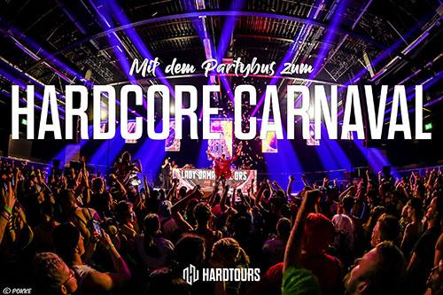 Hardcore Carnaval - Bustour