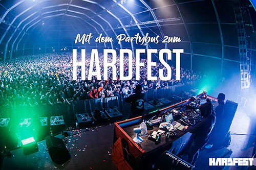 Hardfest - Bustour