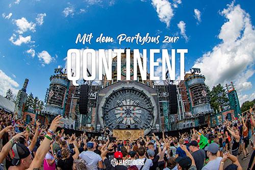 The Qontinent - Bustour