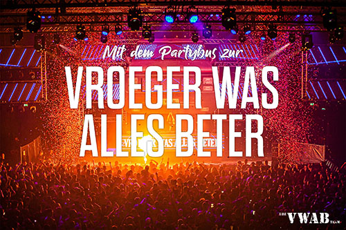 Vroeger was alles better