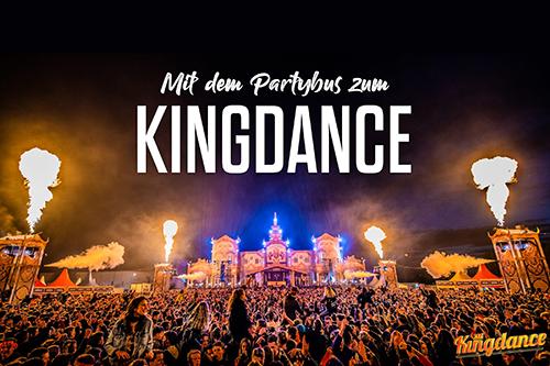 Kingdance - Bustour