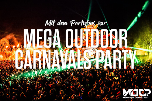 Mega Outdoor Carnavals Party
