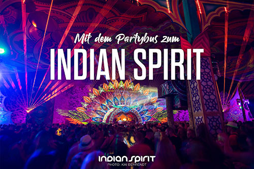 Indian Spirit - Bustour