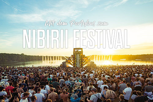 Nibirii Festival - Bustour