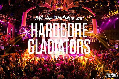 Hardcore Gladiators - Bustour