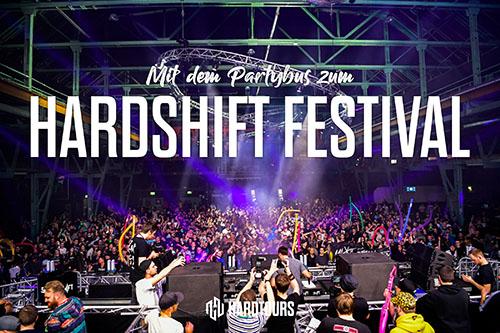 Hardshift Festival - Bustour