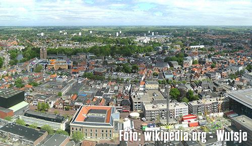 Feiern in Leeuwarden