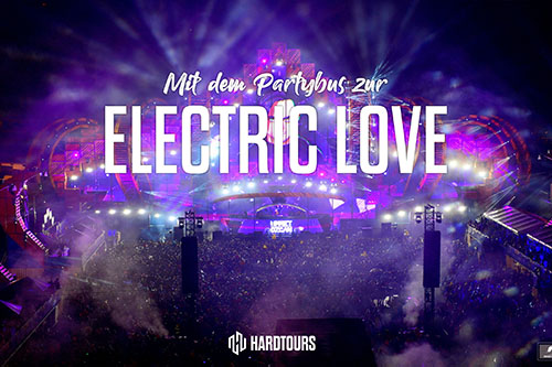 Electric Love - Bustour