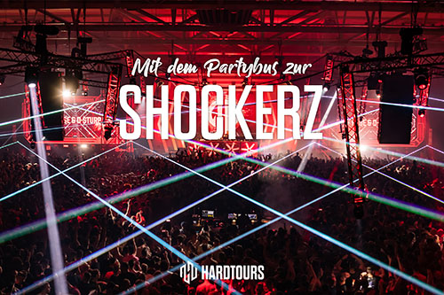 Shockerz - Bustour