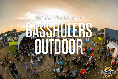 Bassrulers Outdoor - Bustour
