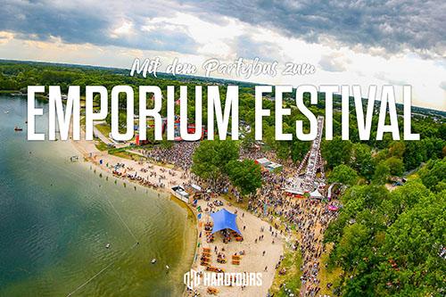 Emporium Festival - Bustour
