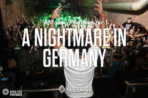 A Nightmare in Germany - Bustour