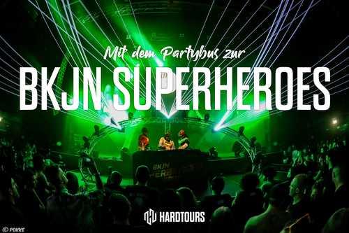 BKJN Superheroes