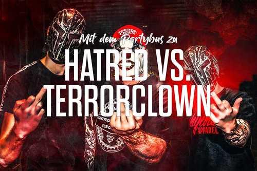 Hatred vs. TerrorClown