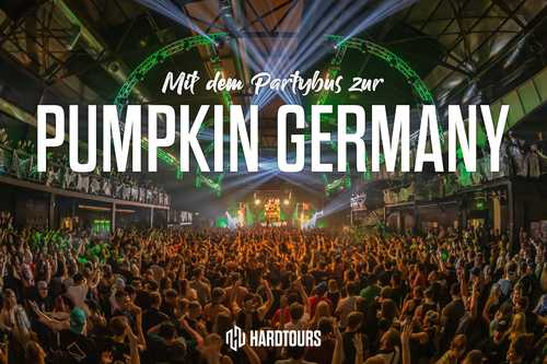 Pumpkin Germany - Bustour
