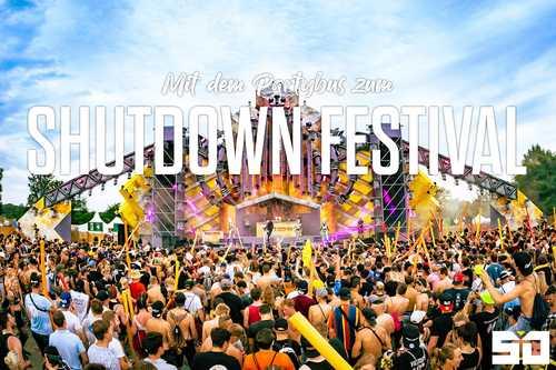 Shutdown Festival - Bustour