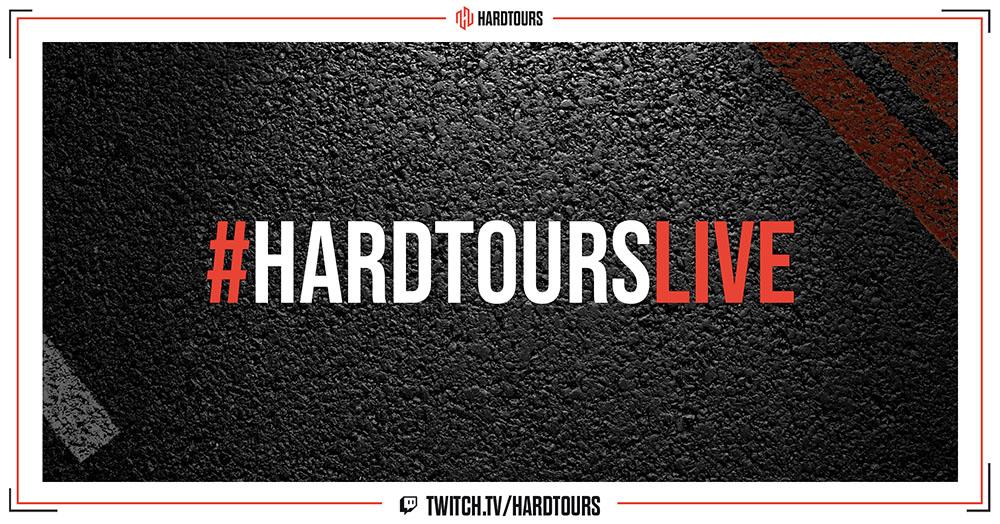 HardTours live (Twitch Livestream)