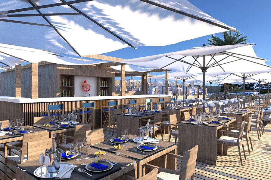 ZEN Beach club & Lounge
