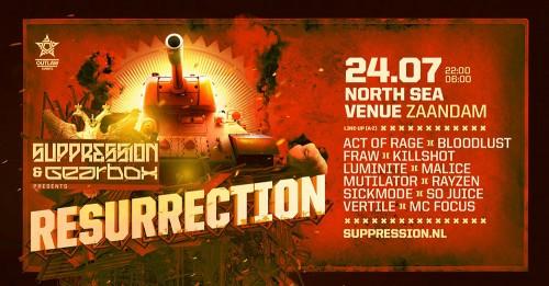 Resurrection - Bustour