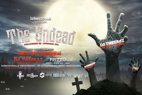 The Undead - Bustour